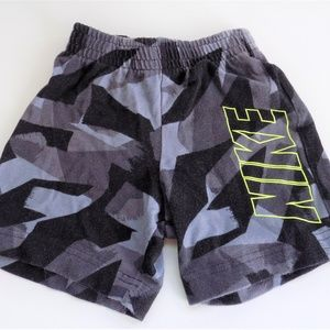 Nike 3T 90's Style Basketball Shorts Toddler